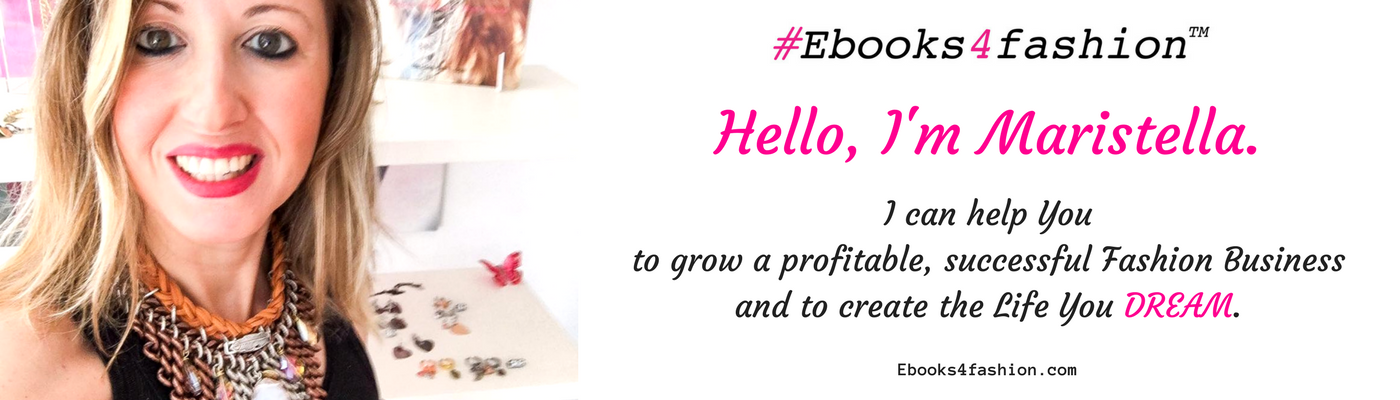 Ebooks4fashion | Fashion Marketing to grow your Fashion Business
